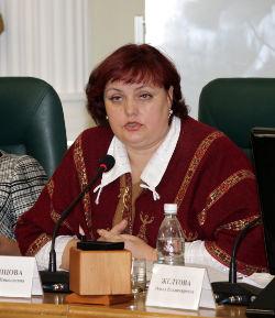 Татьяна Скопцова